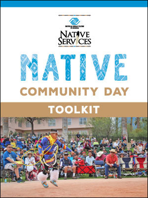 Native Community Day Toolkit