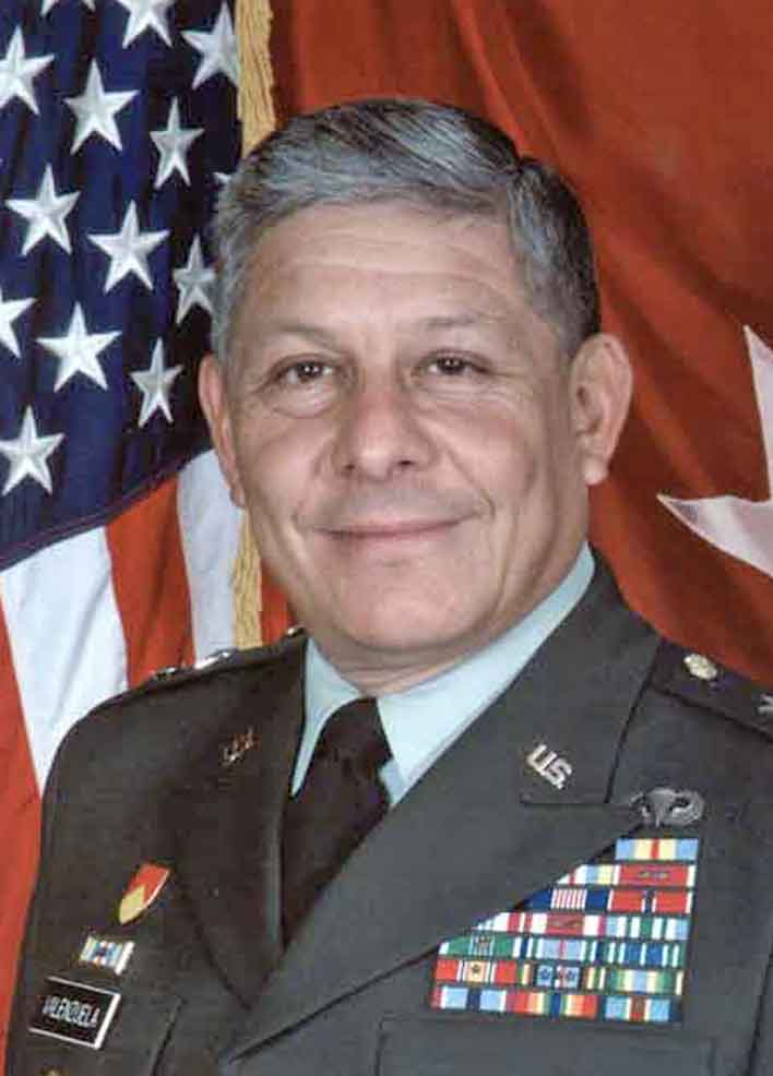 Maj. Gen. Alfred A. Valenzuela